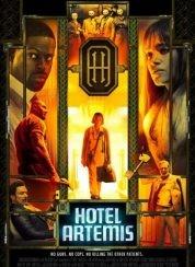 Hotel Artemis Full HD İzle