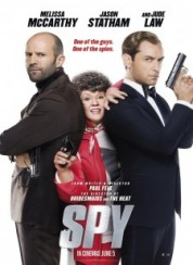 Ajan – Spy 2015 Türkçe Dublaj Hd 1080p İzle