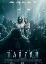 Tarzan Efsanesi 2016 Türkçe Altyazı izle HD