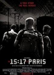 15.17 Paris Treni (The 15.17 To Paris) Full HD İzle